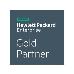 HPE Gold Partner