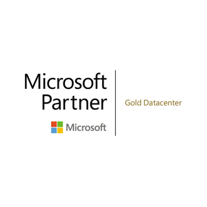 Microsoft Partner Gold Datacenter