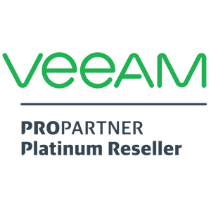veeam Pro Partner Platinum Reseller