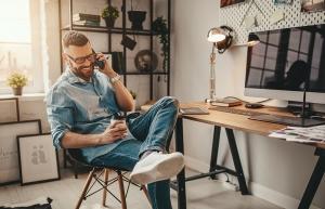 Webinar: Sicherstellung Ihres Geschäftsbetriebes mit Homeoffice